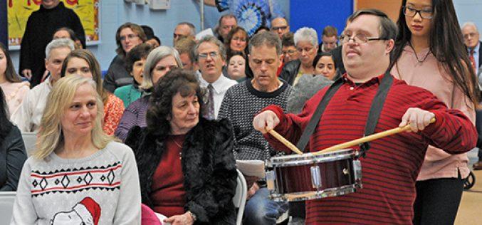Mass at Archbishop Damiano School