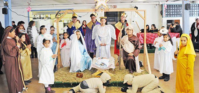 Celebración de los Tres Reyes