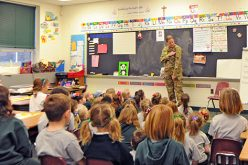 Catholic Schools Week- Armed Services Day