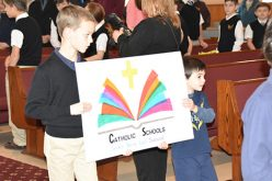 Closing Mass, Catholic Schools Week