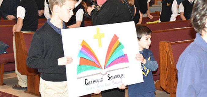 Closing Mass, Catholic Schools Week