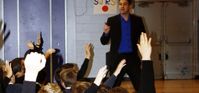 Catholic Schools Week- Magical Visit