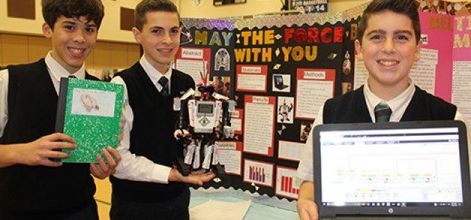 Catholic Schools Week- Science Guys