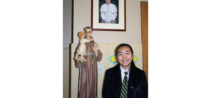 Catholic Schools Week – The conversion story of an adolescent