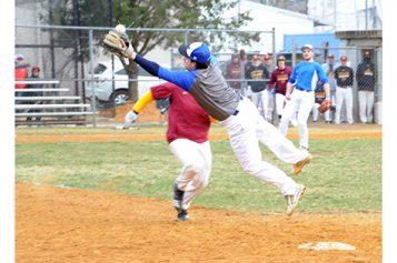 Ball leap