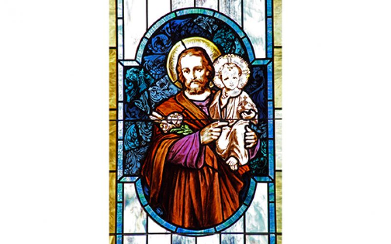 Saint Joseph the righteous is the model for every man
