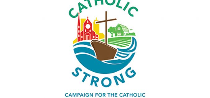 'This is truly a parish-first campaign'
