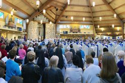 Clergy, religious, laity come together at chrism Mass