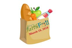 Diocese to hold annual FaithFULL food drive