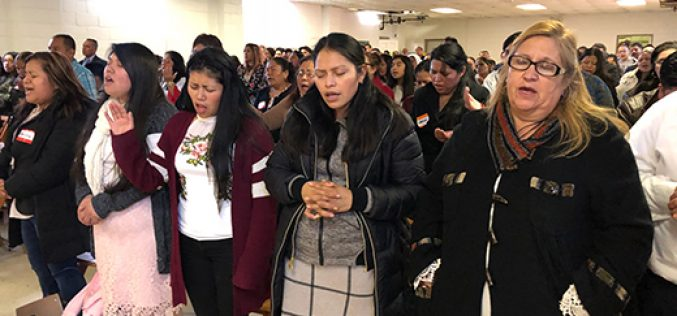 Latino Catholics experience the joy of 'Life in the Spirit' in Cedarville