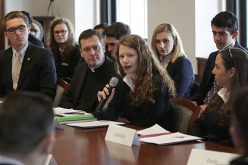 Students have their say on school shootings