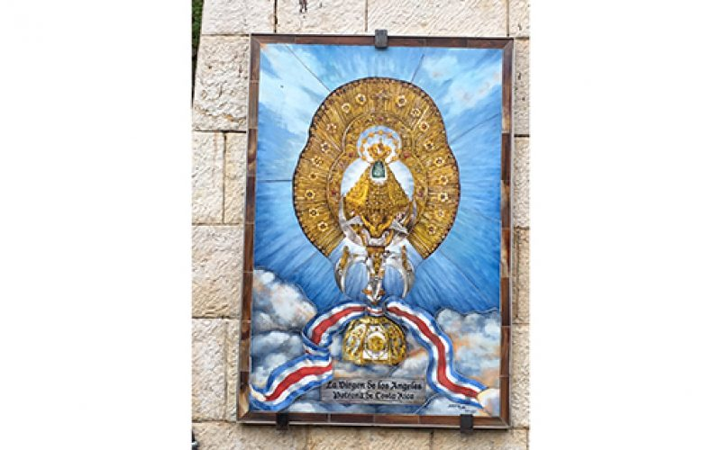 Finding the grace of healing in the Holy Land