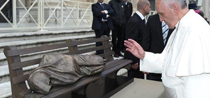 Saint Benoît-Joseph Labre, 'the begger of Rome'