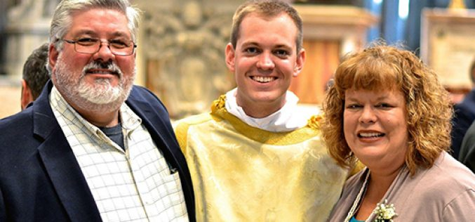 Reflections of a seminarian's mother