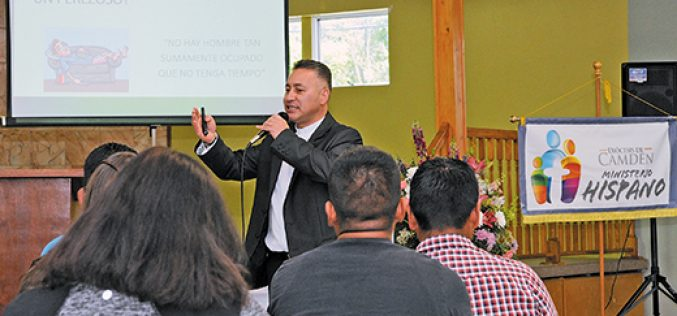 Retreat for individuals preparing to serve in Hispanic Ministry
