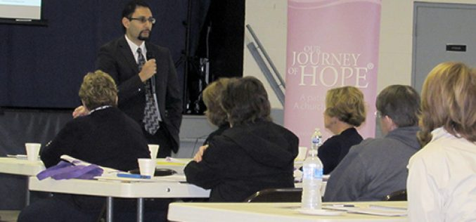 'Our Journey of Hope' introduced into the diocese