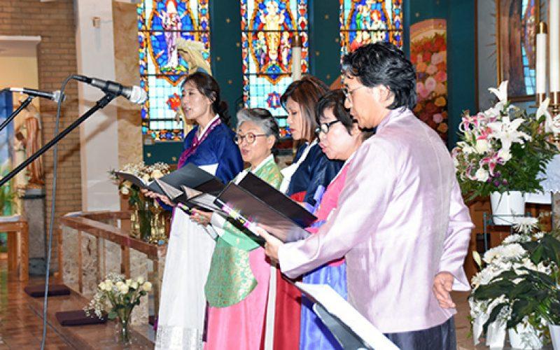 Marian choir festival