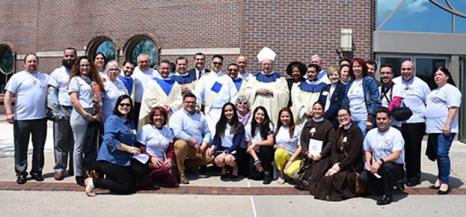 Para los Católicos Hispanos, el Encuentro trae sentido de pertenencia