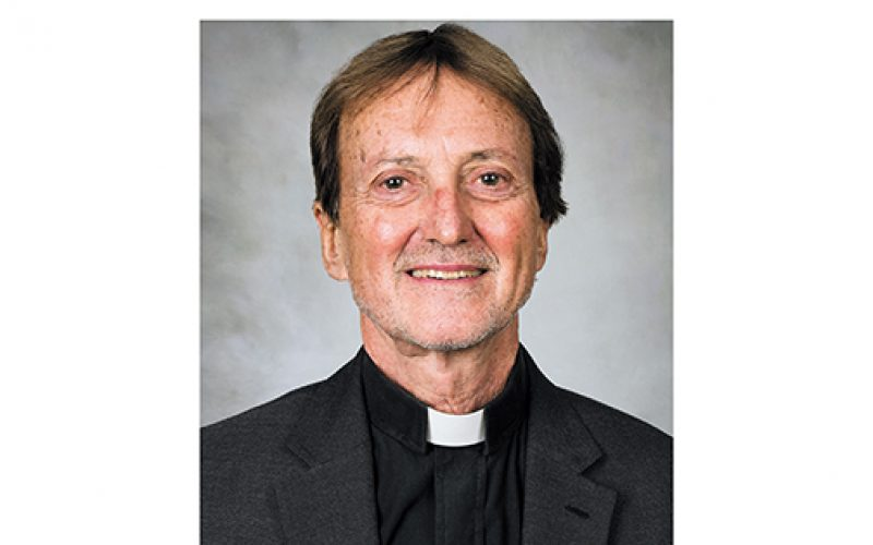 Father Cavagnaro and Father Coffey to retire