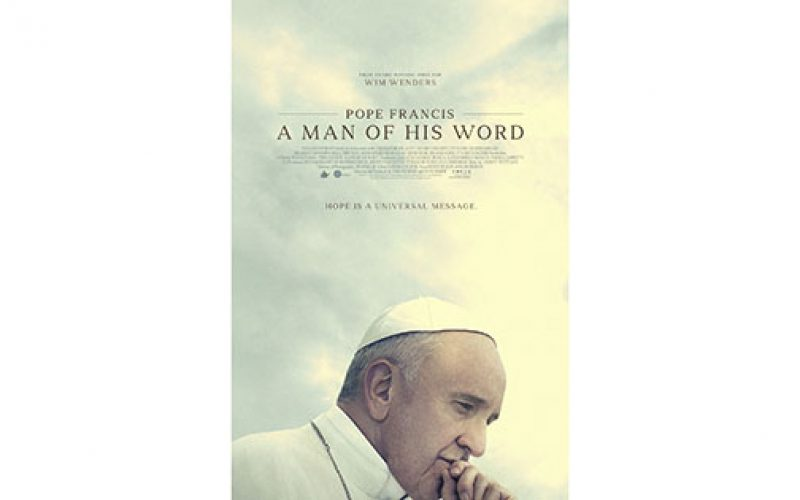 Pope Francis documentary deserves a larger audience