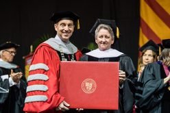 Honorary doctorate