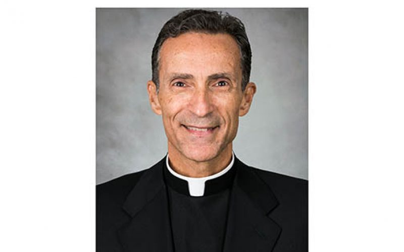 Father Capella named rector of Camden Catholic