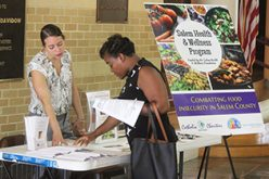 Catholic Charities recognized for nutrition program