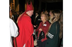 Mass at Camden Catholic