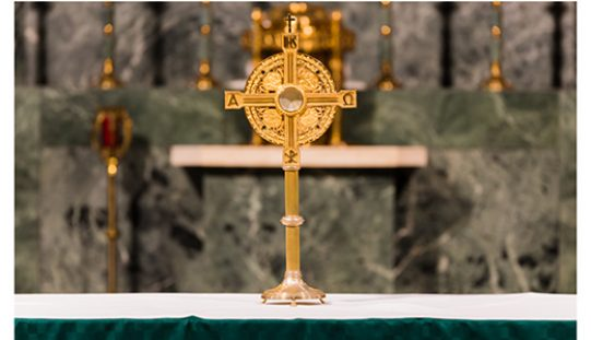 Evenings of prayer for the victims of abuse and reparation for the sins of the church