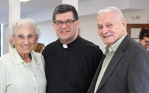 VITALity sponsors a Mass to celebrate aging
