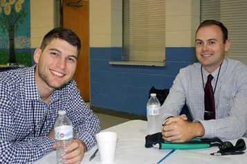 New teachers looking forward to a new year