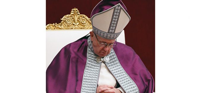 Letter of the Holy Father Francis to the People of God