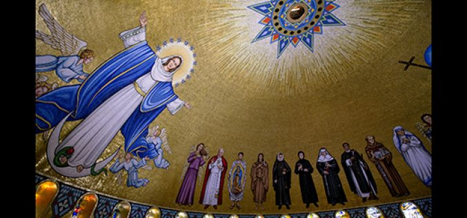 Looking forward to the much-needed Marian Pilgrimage