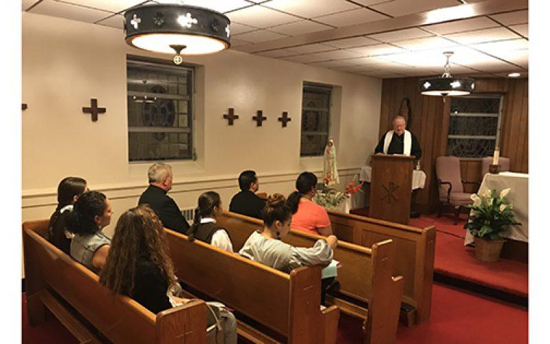 Obispo Comisiona Delegados para el V Encuentro