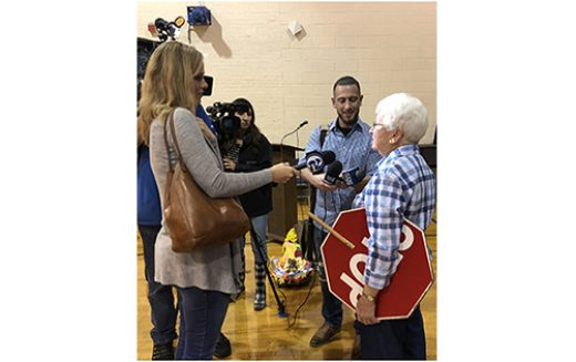 School community honors 'Miss Elizabeth'