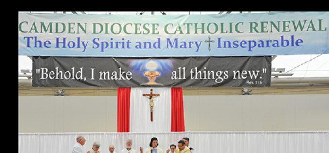 Three days of Catholic Renewal in Wildwood