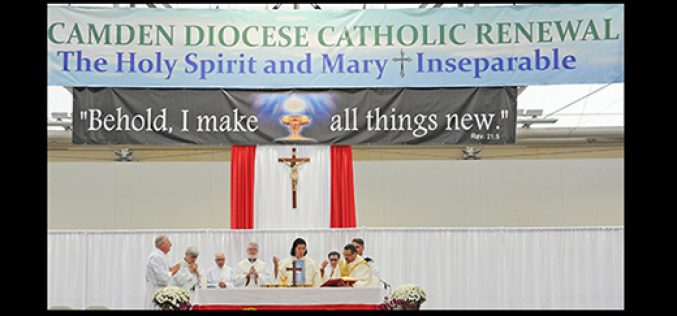 Three days of Catholic Renewal in Wildwood