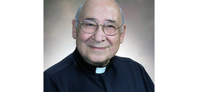 Dominican Father Anthony I. Cataudo dies