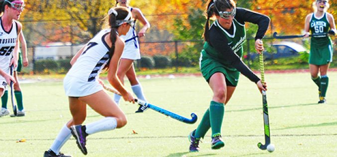 Field Hockey Action