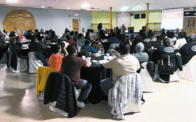 Sesiones de entrenamiento realizadas para el uso del Misal Romano