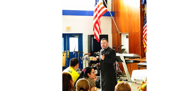 A lively weekend at the Hispanic Catholic Charismatic Renewal
