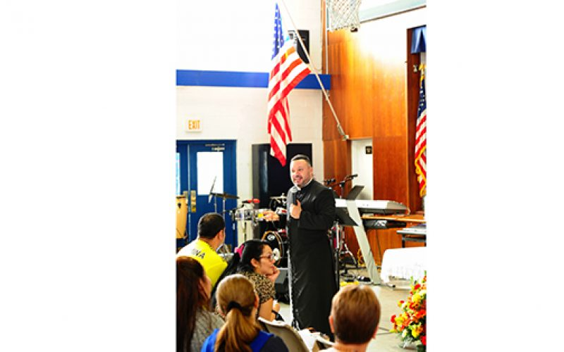 A lively weekend at the Hispanic Catholic Charismatic Renewal