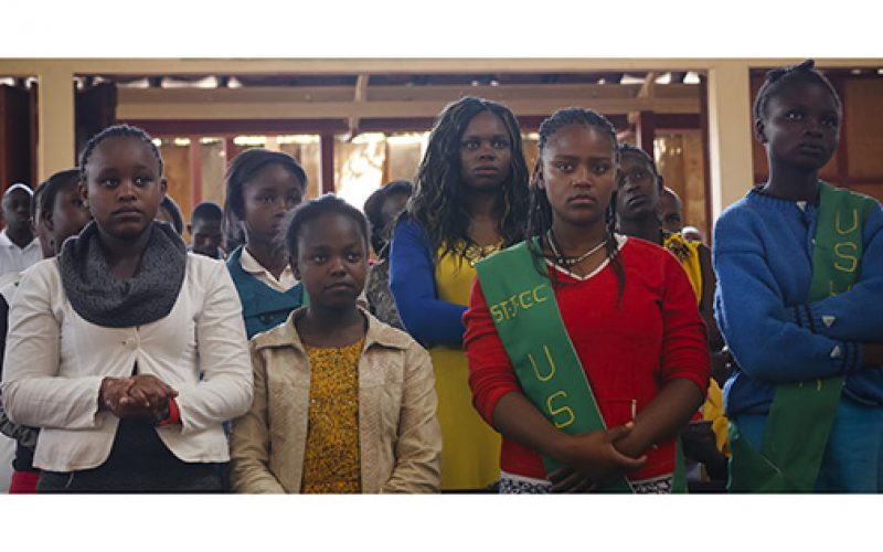 The rapid growth of Christianity in Africa