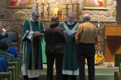 Cancer Care Ministry at Holy Family Parish commissions new members
