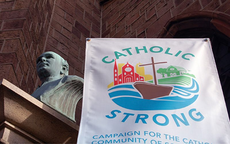 Parishes exceed Catholic Strong campaign goals