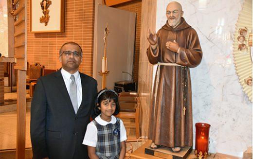 Catholic Strong: little donor, generous spirit