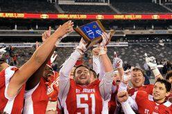 Saint Joseph defeats Holy Spirit at MetLife Stadium