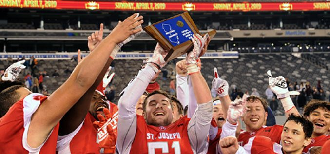 Saint Joseph defeats Holy Spirit at MetLife Stadium