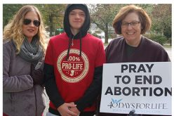A challenging pro-life call to action
