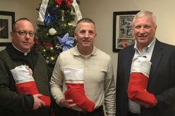 Stockings for soldiers & veterans